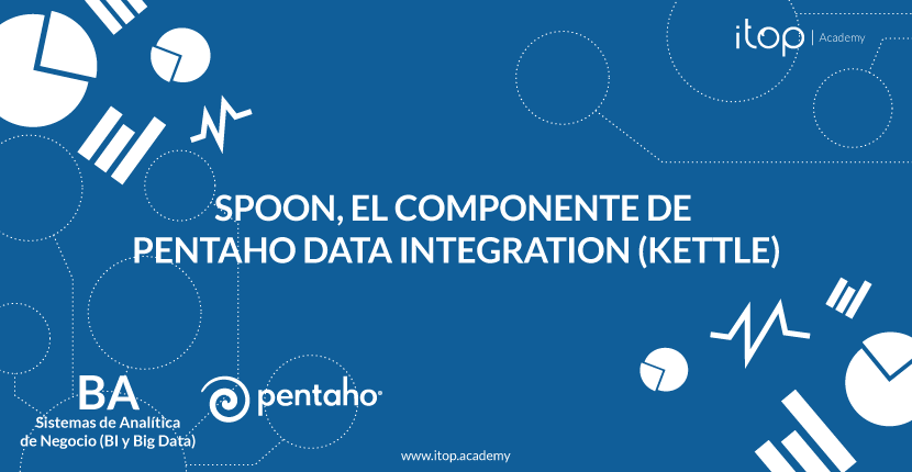 Spoon, el componente de Pentaho Data Integration (Kettle)