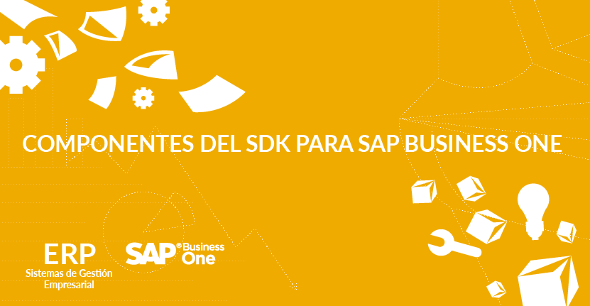 Componentes del SDK para SAP Business One